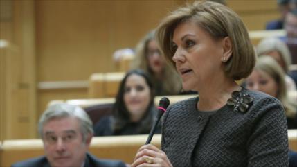 Oposición denuncia uso de bases en España para bombardear Siria