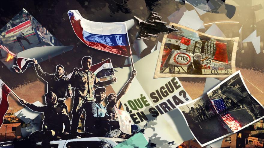 Detrás de la Razón; Siria: ¿qué escondían los misiles de Trump y las amenazas de Putin de Rusia?