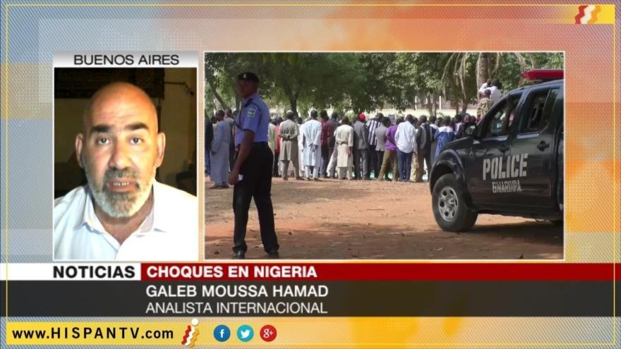 'Al-Zakzaki es símbolo de resistencia contra la opresión en Nigeria'
