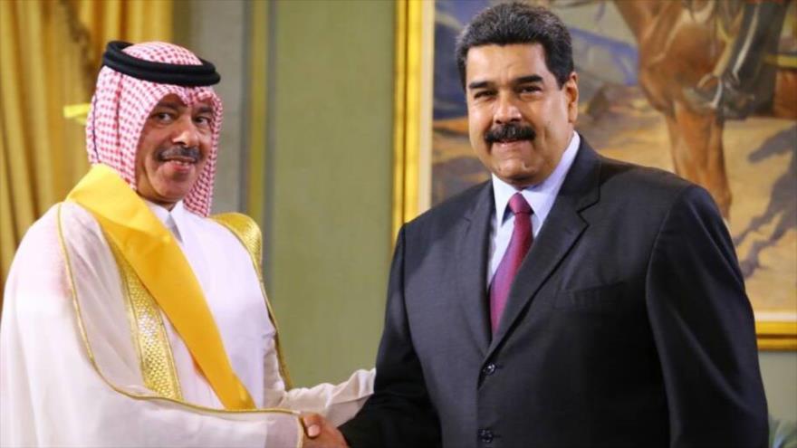 Maduro pide al mundo defender la causa del pueblo palestino