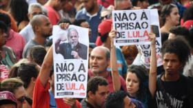 Lula da Silva: Estoy tranquilo, pero indignado por la injusticia