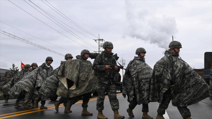 Corea del Sur se unirá a maniobras lideradas por EEUU en Guam