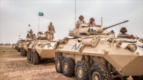 Arabia Saudí ofrece enviar fuerzas militares a Siria
