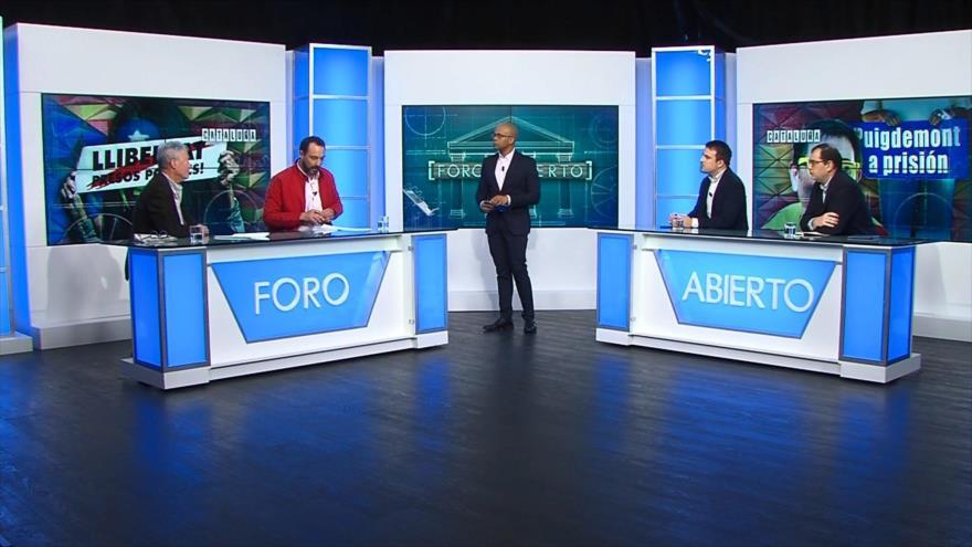 Foro Abierto; España: El independentismo catalán ante la Justicia