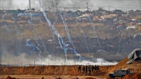 ONU condena a Israel por usar 'munición real' contra palestinos