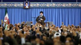 Líder: Irán está en medio de una gran guerra con enemigos poderosos