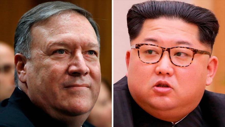 Trump revela: Jefe de CIA se reunió con Kim Jong-un en Corea del Norte