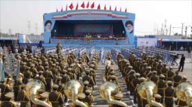Se celebra el Día Nacional del Ejército en Irán