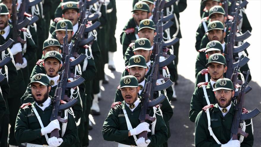 'Cuerpo de Guardianes aumenta el poder disuasivo de Irán'