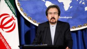 """Irán elogia a la UA por """"pedir una solución política"""" a Siria"""