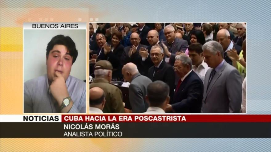 'Miguel Díaz-Canel tendrá que enfocarse en reformas económicas'