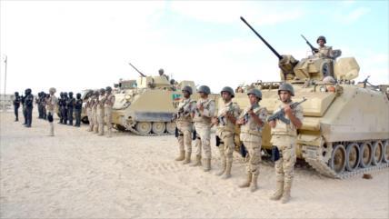 Egipto rechazará propuesta de EEUU de enviar fuerzas a Siria