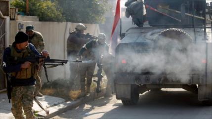Fuerzas iraquíes matan a alto cabecilla de Daesh en frontera siria