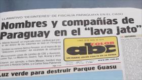 Una investigación vincula a Paraguay con el caso Lava Jato