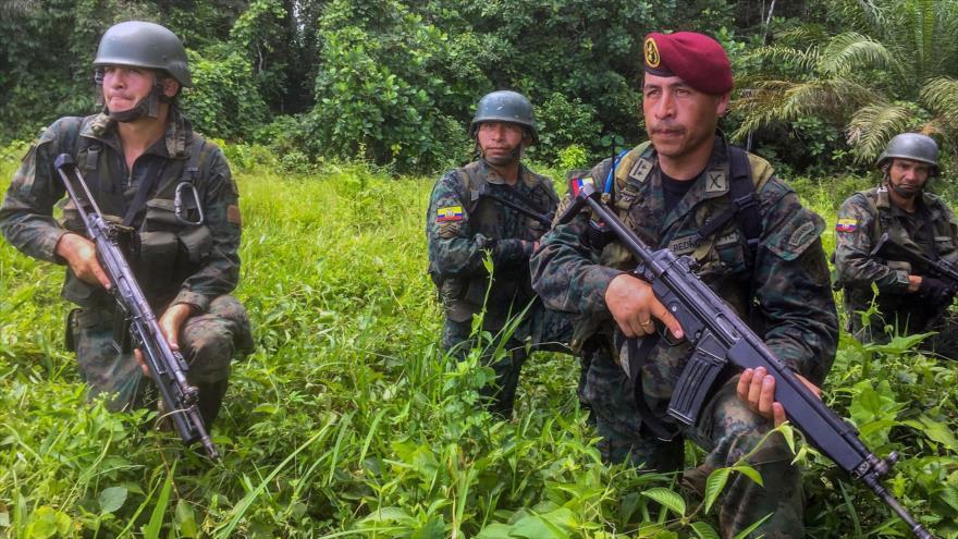 La ONU condena violencia en la frontera colombo-ecuatoriana y ofrece apoyo