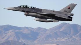 Irak lanza un ataque aéreo contra Daesh en Siria