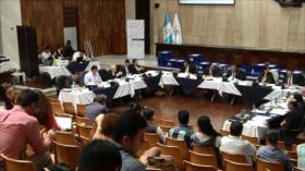 En Guatemala se definieron a los seis aspirantes a fiscal general