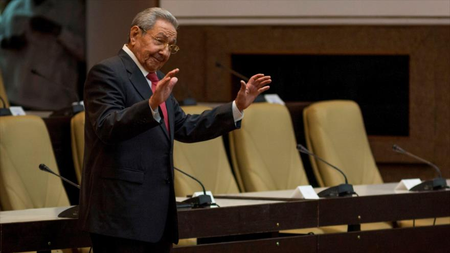 Raúl Castro: Seré 'un soldado más' para defender la Revolución | HISPANTV