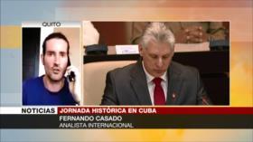 'La Revolución de los Castro tendrá continuidad en Cuba'