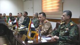 'Irán, Irak, Siria y Rusia jugaron rol clave en derrota de Daesh'