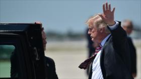 Sondeo: Estadounidenses temen que Trump inicie otra guerra