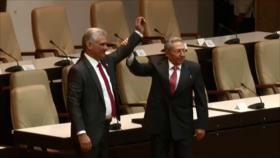 Nuevo presidente de Cuba. Crisis siria. El Líbano recuerda masacre