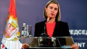 Venezuela acusa a Unión Europea de estar 'subordinada' a EEUU