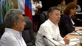 Ecuador no es más garante en los diálogos del ELN con Colombia