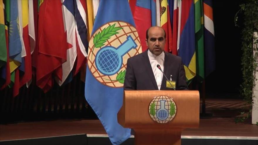Irán: OPAQ no debe ser un instrumento en manos de ciertos países