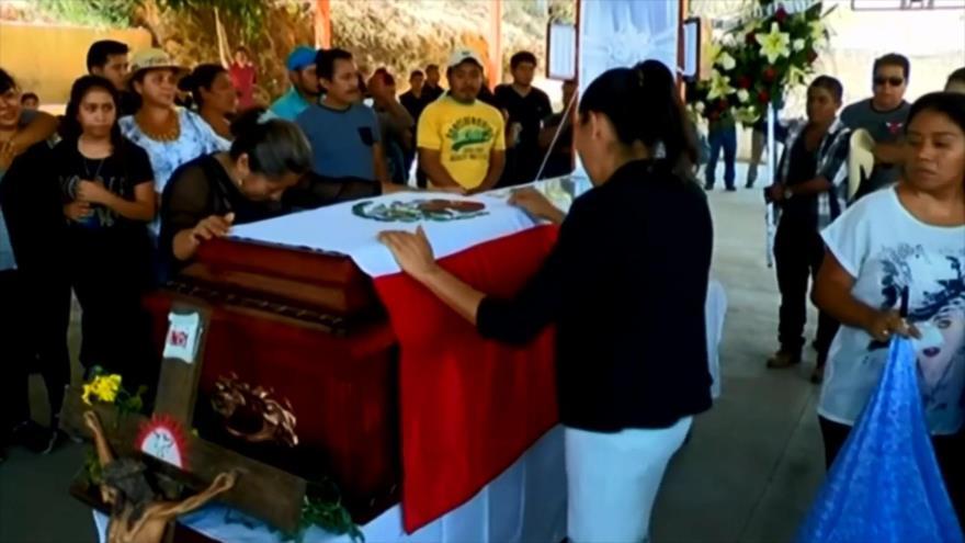 México vive carrera presidencial más sangrienta de su historia
