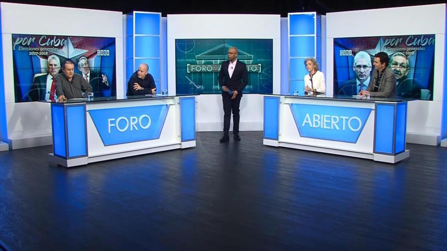 Foro Abierto; Cuba: eligen nuevo presidente
