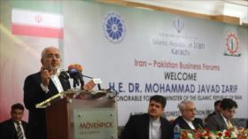 Zarif: Pompeo reconoció que Irán nunca buscó armas nucleares
