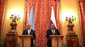 Rusia: Con su ataque a Siria, EEUU bombardea diálogos de Ginebra