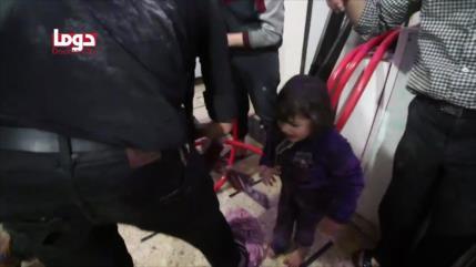 Otro niño sirio revela la verdad sobre vídeo del 'ataque químico'