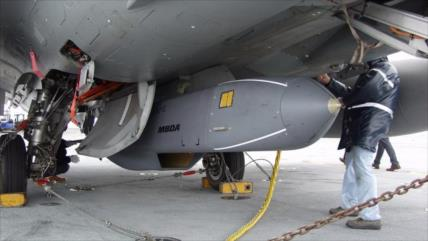 Fracaso francés en Siria: varios misiles no pudieron ser lanzados