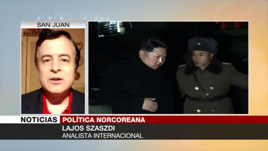 'Corea del Norte busca llegar a una paz con Corea del Sur'