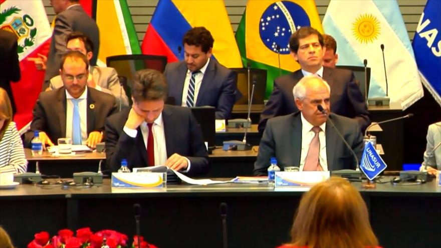 Bolivia asume la presidencia de Unasur en Quito