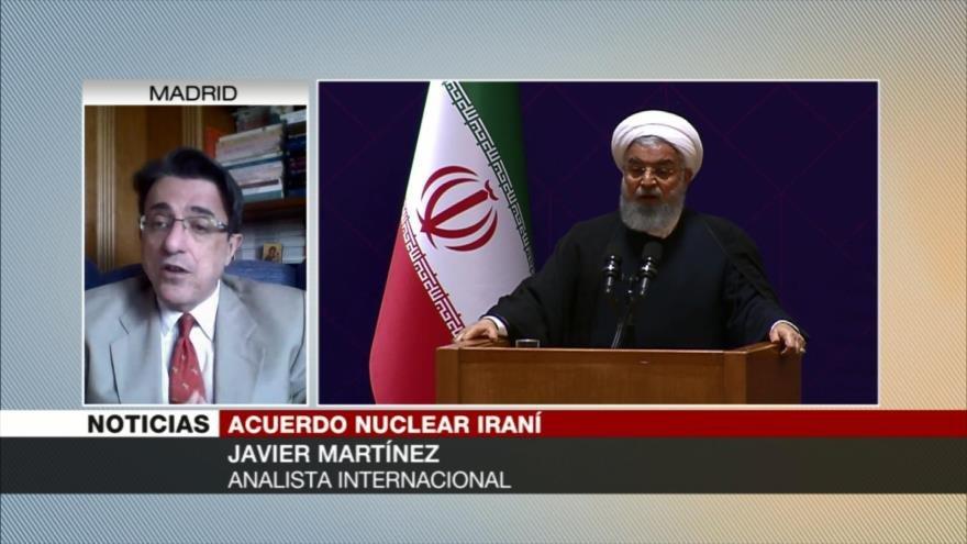 'Si Trump rompe acuerdo nuclear iraní, será desastroso para EEUU'