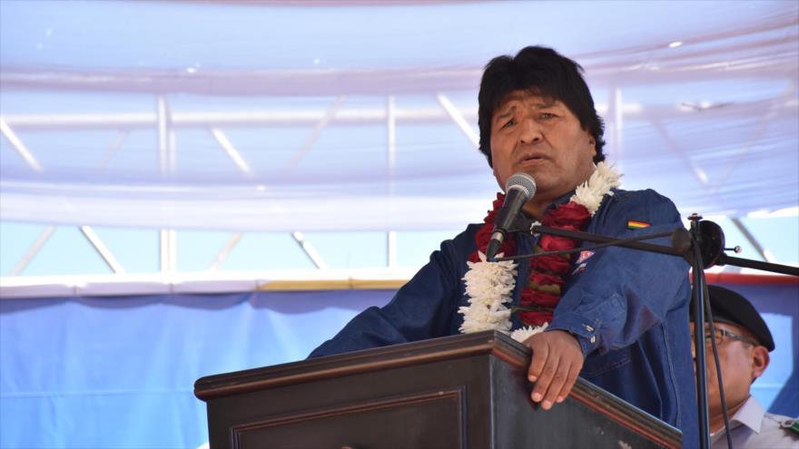 Evo Morales viajará a Cuba