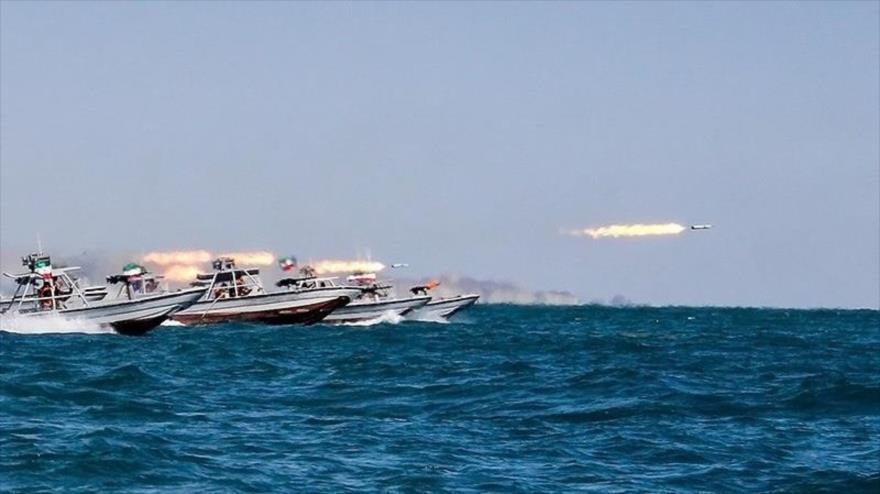 EEUU se ha rendido ante poderío militar de Irán en Golfo Pérsico | HISPANTV