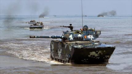 EEUU: Solo una guerra impedirá a China controlar aguas en disputa