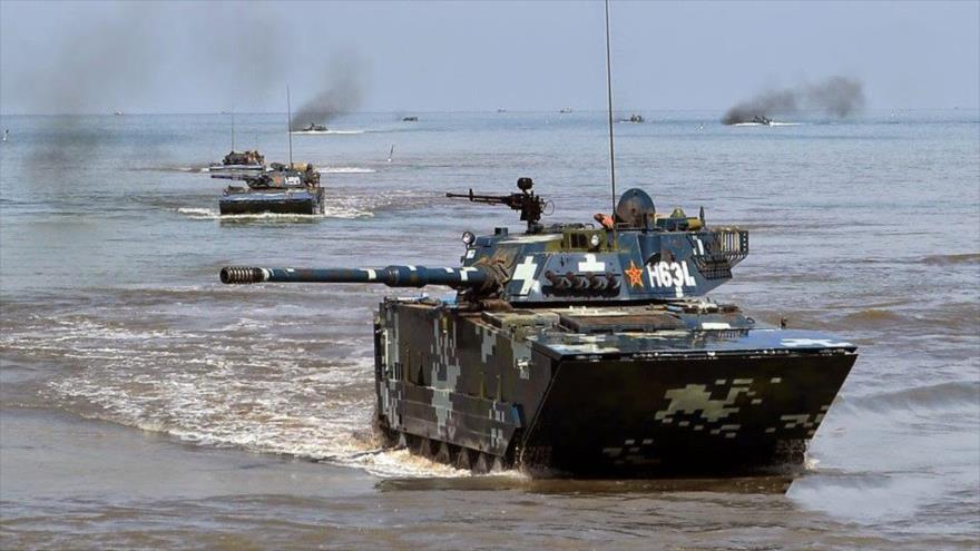 EEUU: Solo una guerra impedirá a China controlar aguas en disputa | HISPANTV