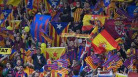 Afición pita el himno de España en la final de la Copa del Rey