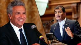 Correa: Supuesta financiación de FARC es una trampa de Moreno
