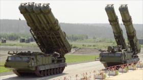 Rusia a Israel: Nada puede impedir la venta de S-300 a Siria