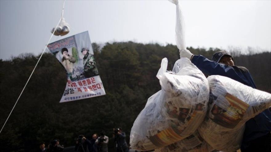 Seúl suspende difusión propagandística en fronteras norcoreanas
