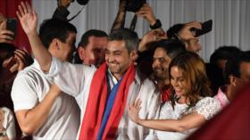 Mario Abdo Benítez es elegido nuevo presidente de Paraguay