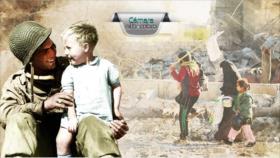 Cámara al Hombro: Poesía para curar la niñez de las guerras