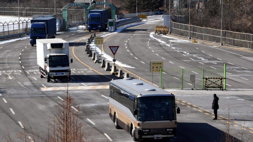Turistas chinos involucrados en accidente de tráfico en RPDC