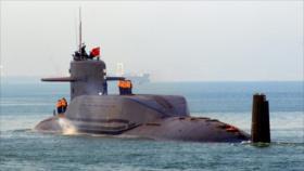 China potencia su Armada robando tecnología de submarinos a EEUU